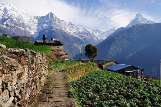 Nepal Hiking & Trekking